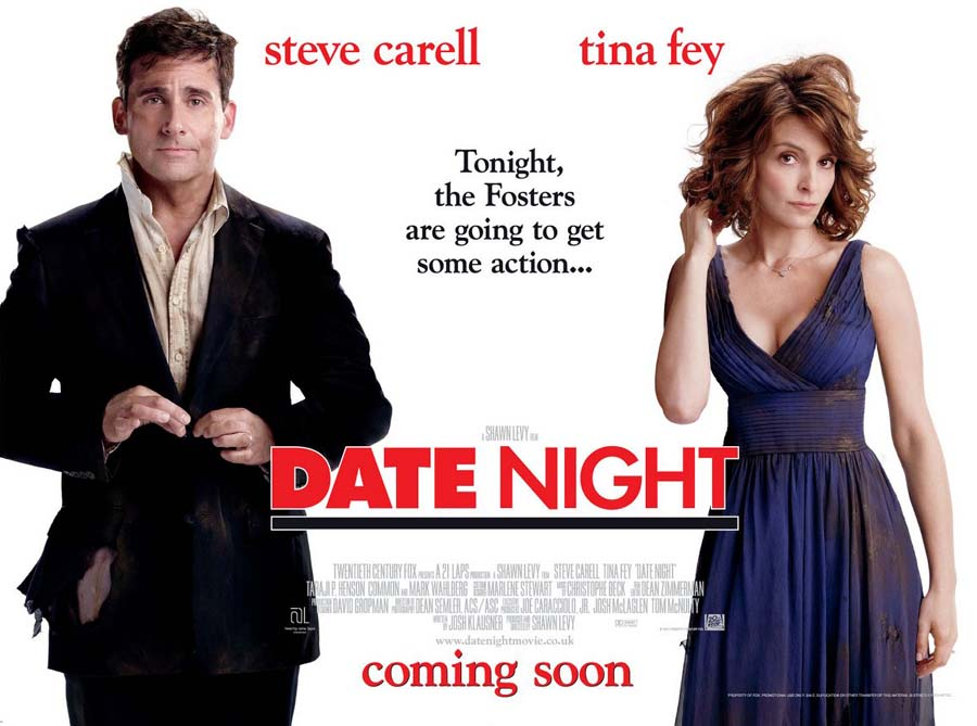 Date night movie cast