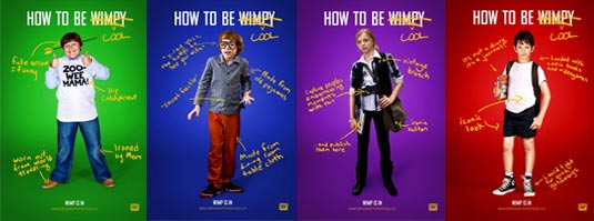 Diary of a Wimpy Kid Posters