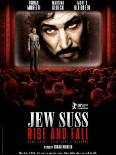 Jew Suss - Rise and Fall poster