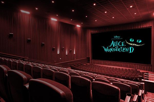 Odeon Will Not Boycott Alice In Wonderland Filmofilia