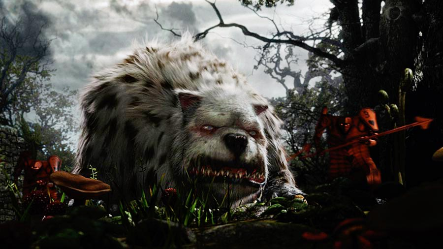 New Alice in Wonderland TV Spot, Videos and Images ...