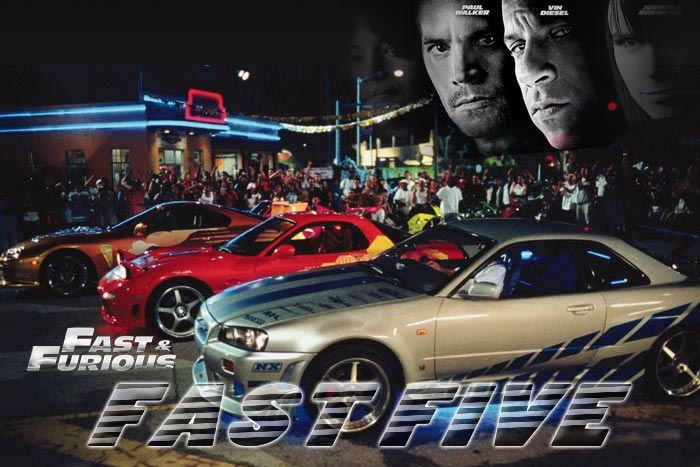 fast furious 5 fast five plot synopsis cast release date revealed filmofilia. Black Bedroom Furniture Sets. Home Design Ideas
