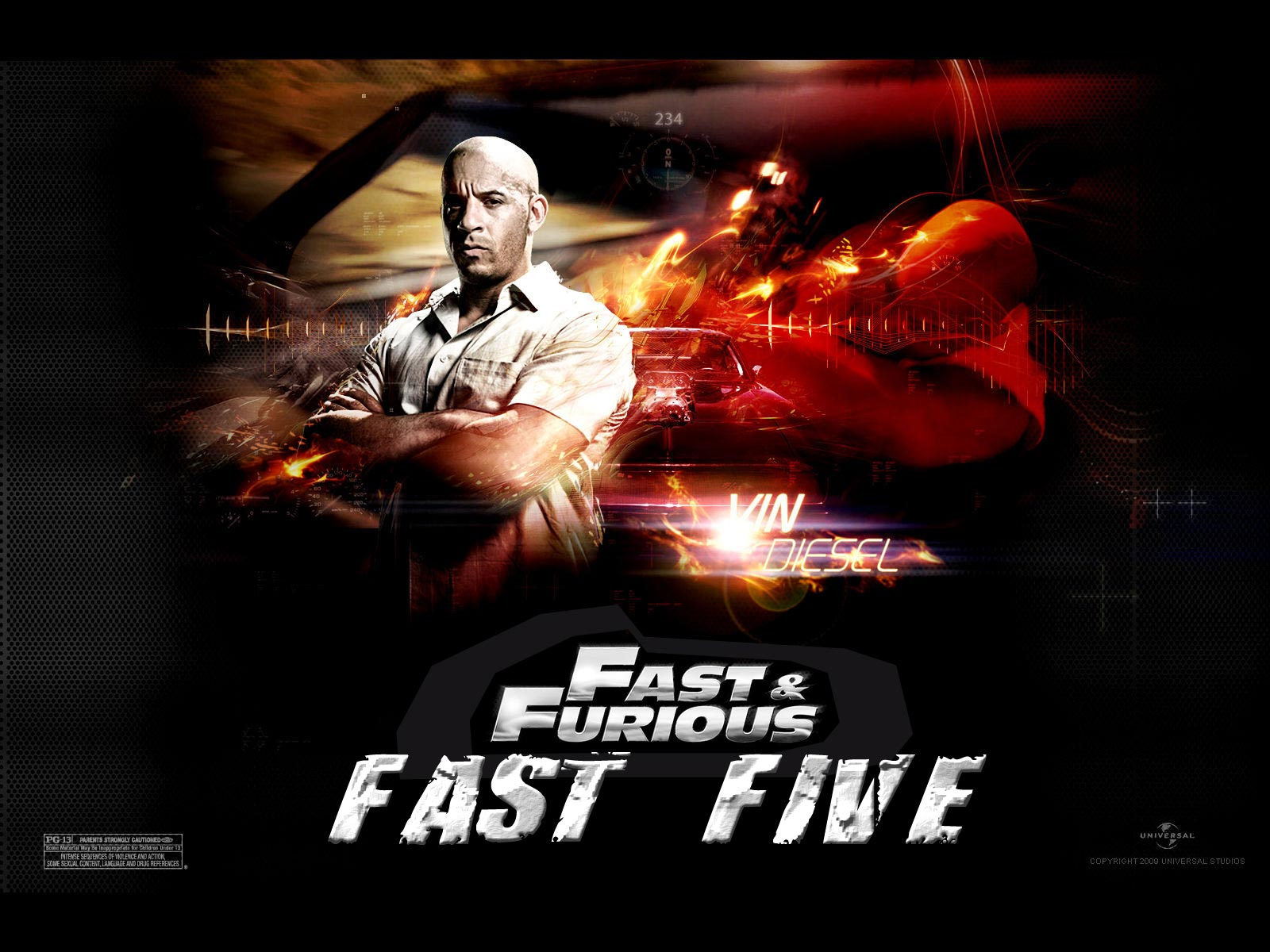 fast furious 5 confirmed titled plot details revealed filmofilia. Black Bedroom Furniture Sets. Home Design Ideas