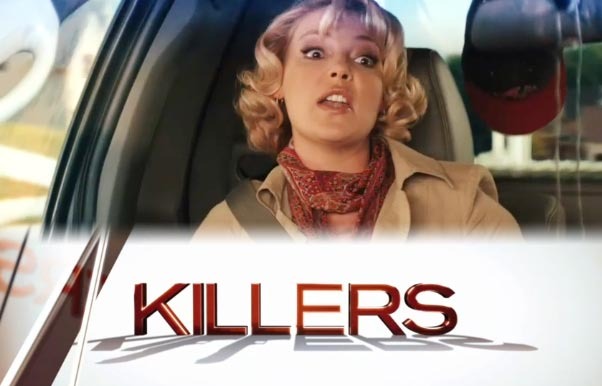 Killers Trailer: Ashton Kutcher and Katherine Heigl. By Allan Ford | Feb 11, ...