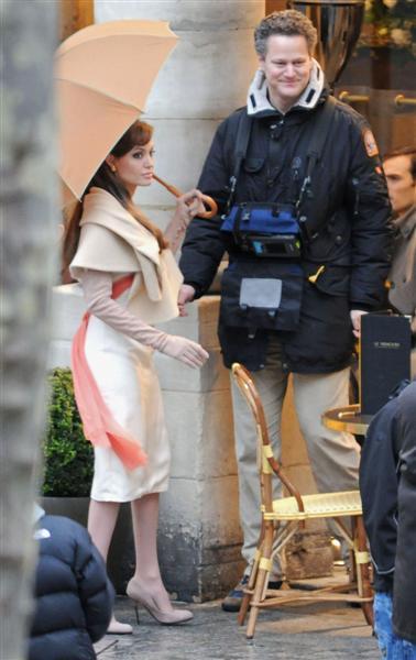 Angelina Jolie, The Tourist