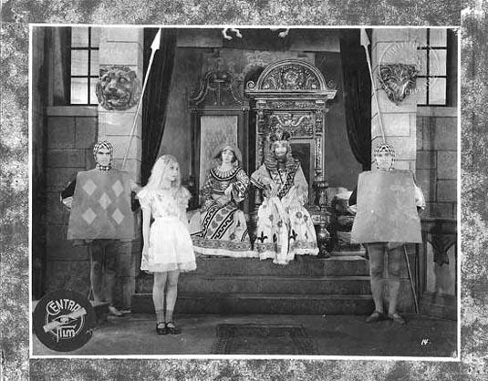 Alice In Wonderland from 1931