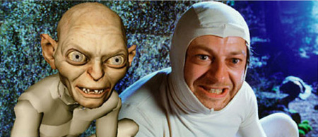 Andy Serkis - Gollum
