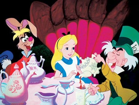 Walt Disney's Alice In Wonderland from 1951
