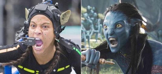 Zoe Saldana - Avatar