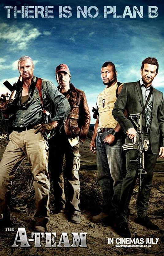A Takımı - The A Team [2010] A_team_poster