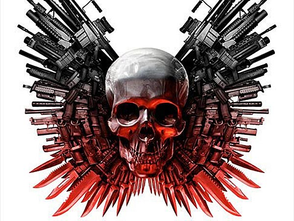 Brand New The Expendables Poster - FilmoFilia