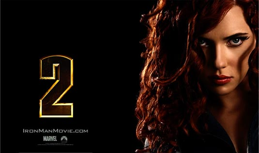 Iron Man 2, Scarlett Johansson as Natasha Romanoff/Black Widow