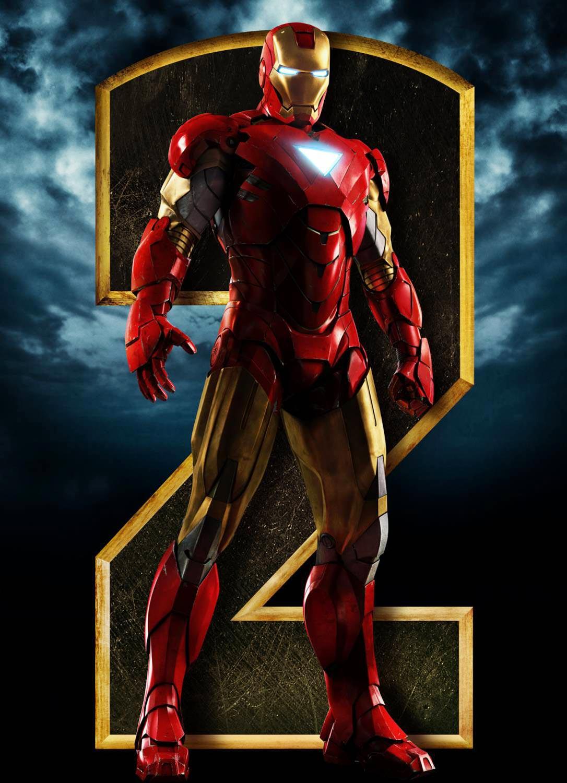 Iron Man 2 (2010) - Posters — The Movie Database (TMDb)