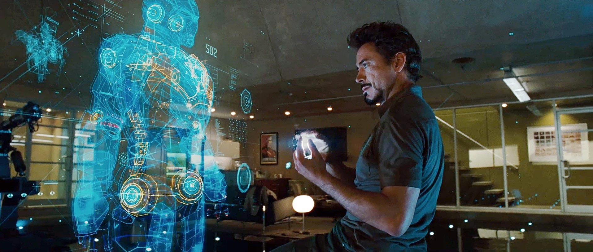 Iron Man 2: Iron Man 2 Trailer #2