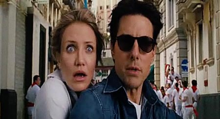 Knight and Day, Cameron Diaz, Tom Cruise
