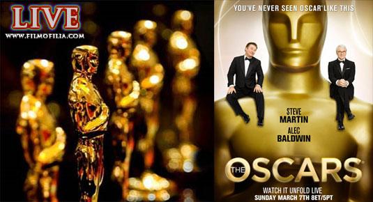 Oscar 2010 live