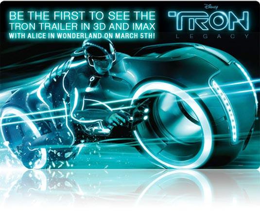 Tron Legacy Promo Photo