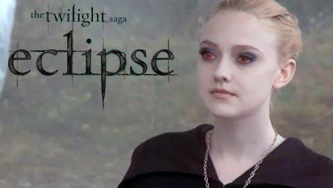 Dakota Fanning, The Twilight Saga: Eclipse