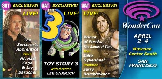 Superstars Of Comics And Popular Arts Headline Impressive