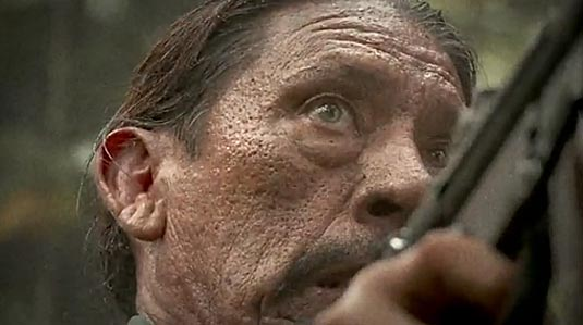Cuchillo (Danny Trejo) | Predators