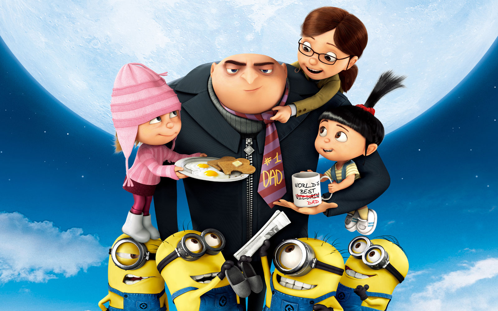 Despicable Me Wallpapers - FilmoFilia