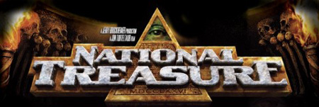 National Treasure Logo