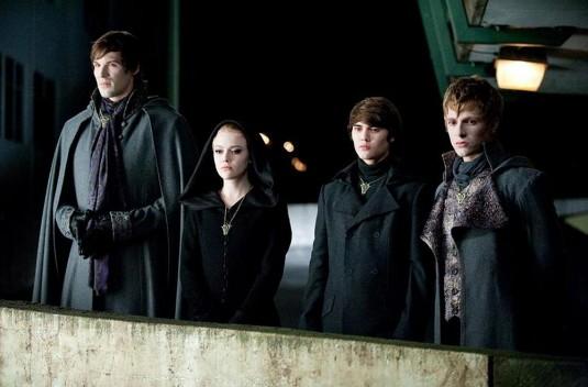 The Twilight Saga: Eclipse Dakota Fanning and the Volturi