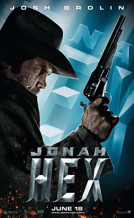 Jonah Hex Poster,  Josh Brolin