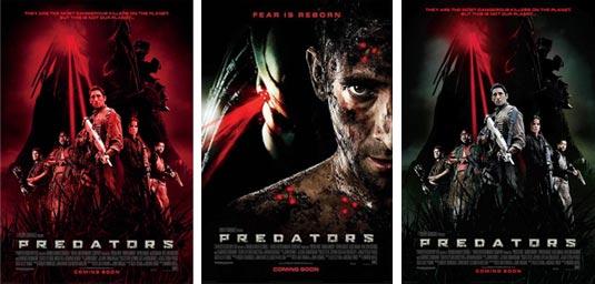 Predators Posters