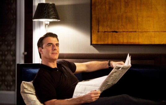 Chris Noth stars as Mr. Big in Sex and the City 2