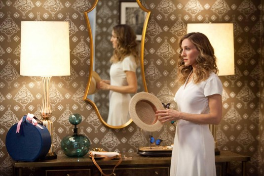 Sarah Jessica Parker stars as Carrie Bradshaw in Sex and the City 2