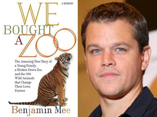Matt Damon - We Bought a Zoo