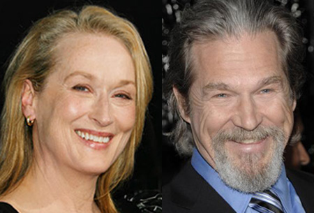 Meryl Streep and Jeff Bridges