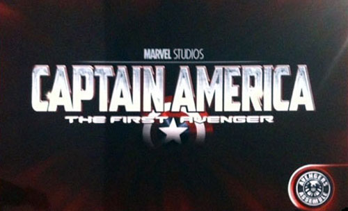 Captain America: The First Avenger Logo