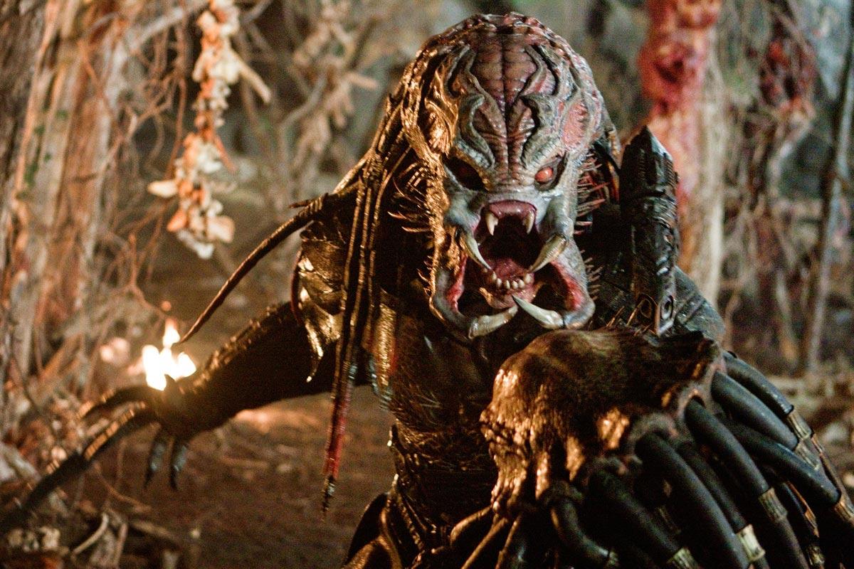 74 New Predators Photos! - FilmoFilia