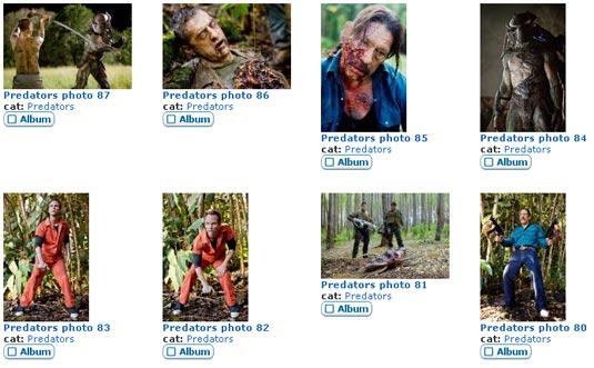 Predators movie photo gallery
