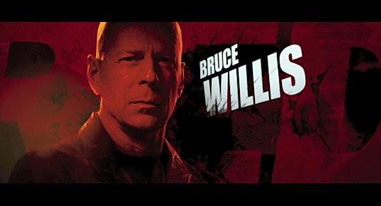 Red, Bruce Willis