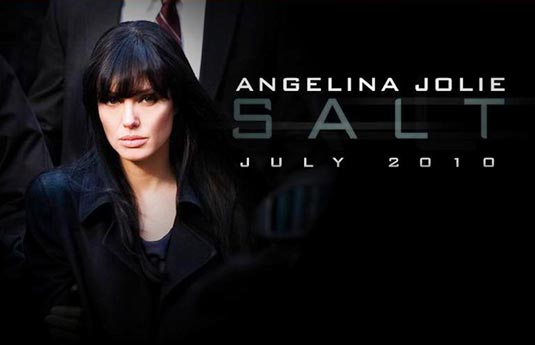 Salt, Angelina Jolie