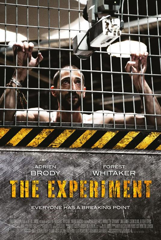The Experiment Poster