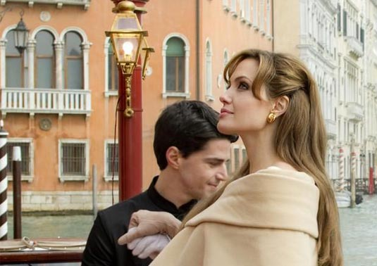 The Tourists, Angelina Jolie