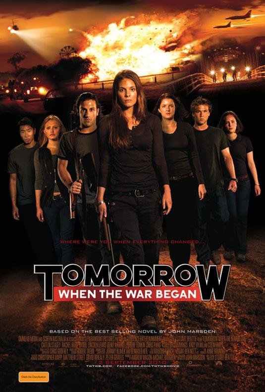 Tomorrow When The War Began Poster #2