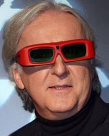 James Cameron, 3D Glasses