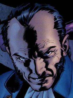 Sebastian Shaw, character from X-Men First Class