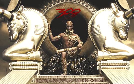 Xerxes King of Persia - 300