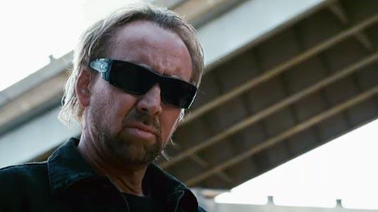 Drive Angry, Nicolas Cage