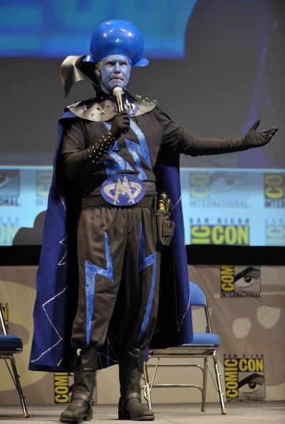 4 minute Comic-Con Megamind Trailer - FilmoFilia
