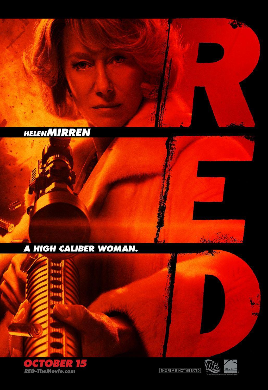 Two Red Movie Posters - FilmoFilia Joe Freeman Cox