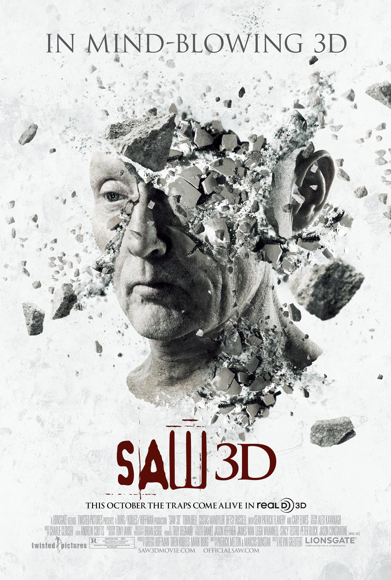 SAW 7 - Audio Dual + Sub - 3D 1080p - (2010)
