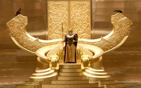 Thor photo, Hall of Asgard