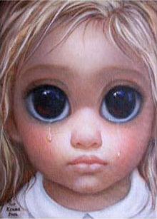 Big Eyes by Margaret Keane